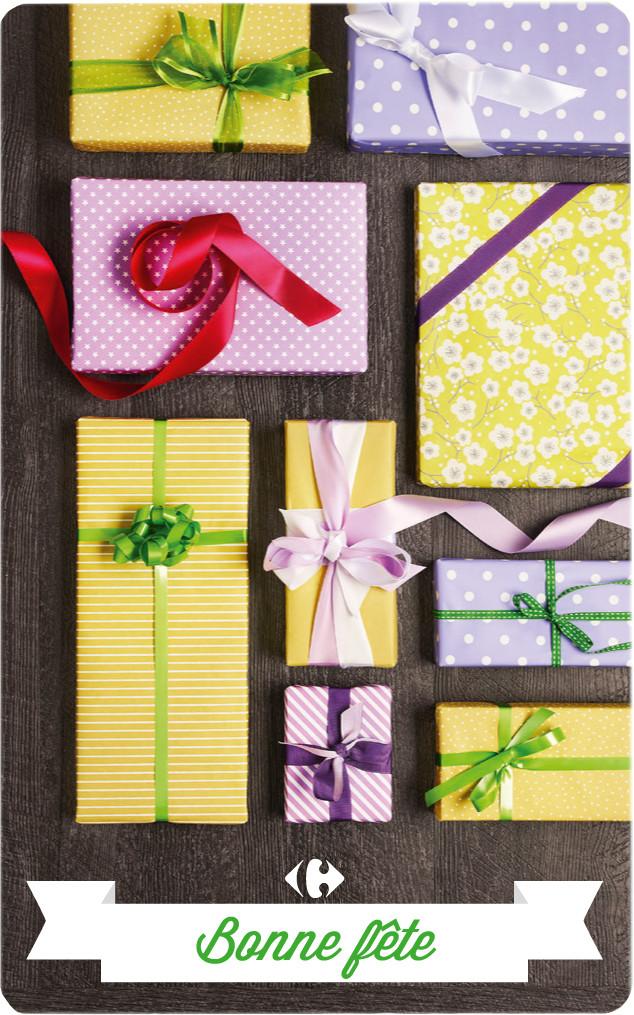 Carte Cadeau Carrefour Utilisable En Ligne.Carte Cadeau Carrefour Bonne Fete Carrefour Pro