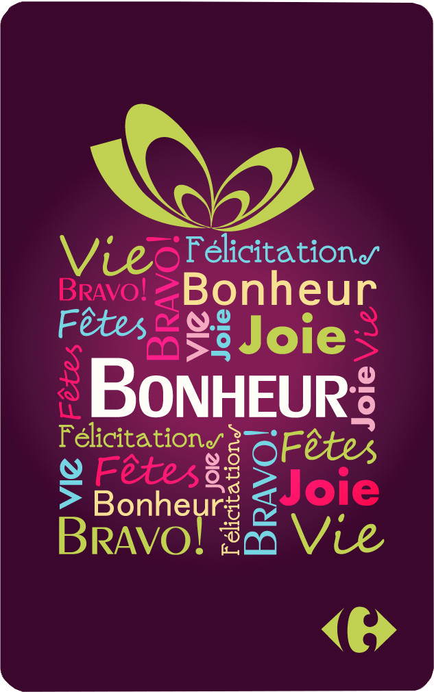 Cartes Cadeaux Carrefour - Carrefour Pro